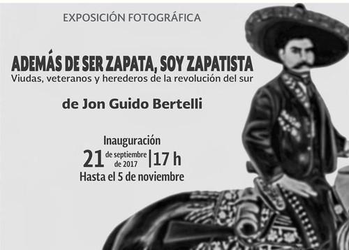 Además de ser zapata, soy zapatista. Viudas, veteranos y herederos de la revolución del sur