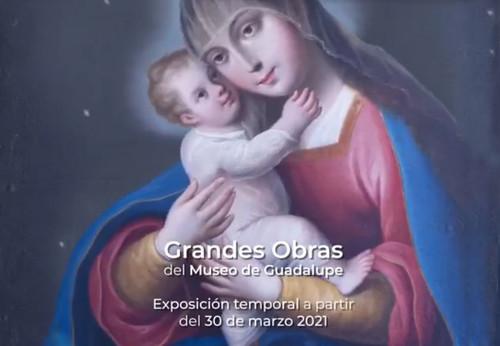Grandes obras del Museo de Guadalupe