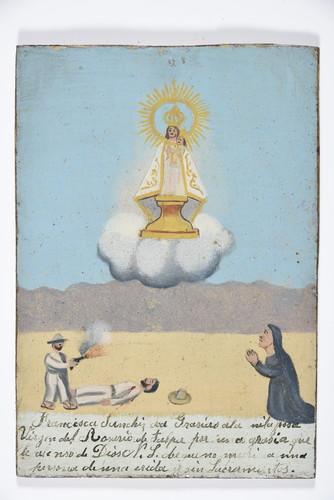 Virgen del Rosario de Talpa
