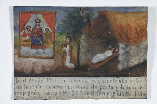 Virgen de Belen/ Enfermedad