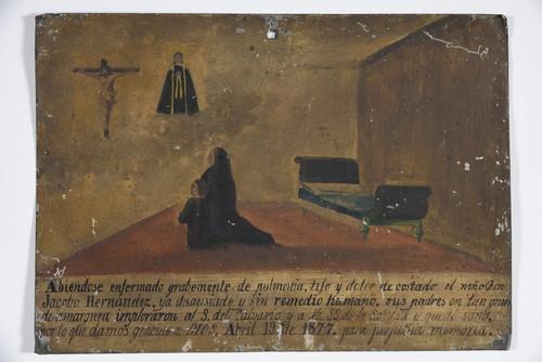 Sr. Del calvario y virgen de la Soledad