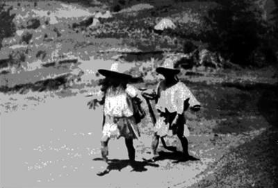 Indígenas tzotziles