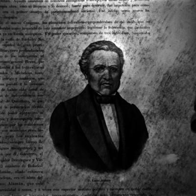 Lucas Alamán, reprografía bibliográfica