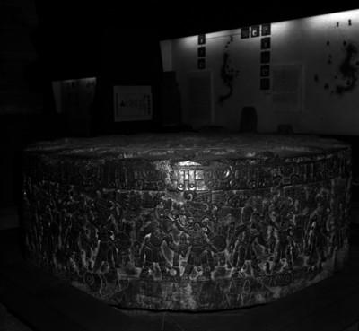 Penacho de Moctezuma, réplica