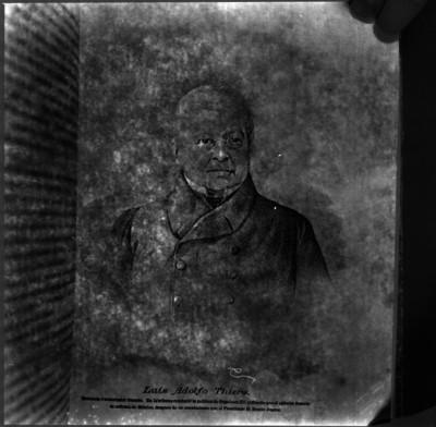 Luis Adolfo Thiers, grabado