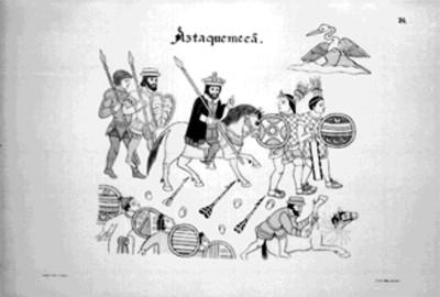 Lámina 24 del lienzo de Tlaxcala