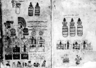 Láminas 29 y 30 de la Matrícula de Tributos