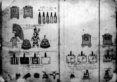 Láminas 13 y 14 de la Matrícula de Tributos