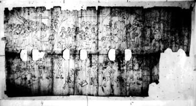 Códice de la Conquista, fragmento