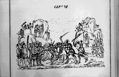 Códice Durán, las conquistas de Hernán Cortés, reprografía