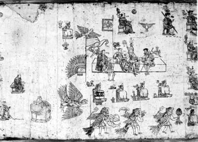 Lamina 8 del Códice Tlatelolco
