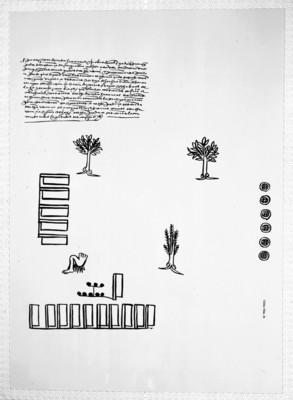 Página 25 del Códice del Marquesado del Valle, reprografía