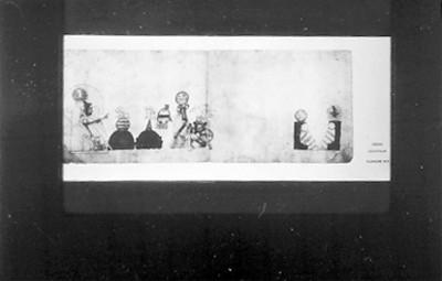 Códice Azcatitlan, láminas