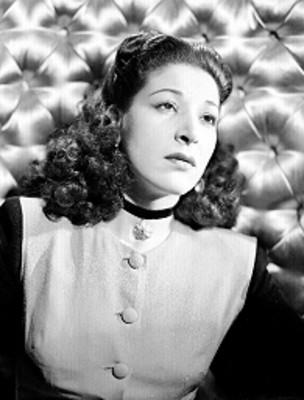 Emperatriz Carvajal, actriz