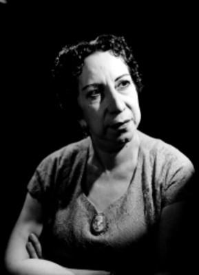 Consuelo Guerrero de Luna, retrato