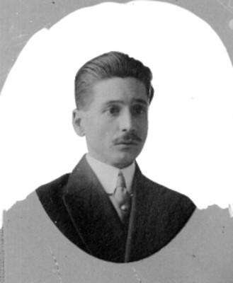 Epigmenio A. Martinez Ponce, diputado, retrato