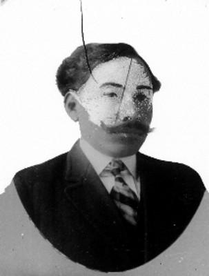 David Pastrana Jaimes, diputado, retrato