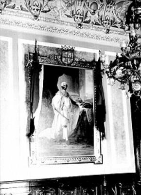 Pintura al óleo de Carlos III, Rey de España