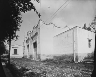 Casa Blanca, fachada