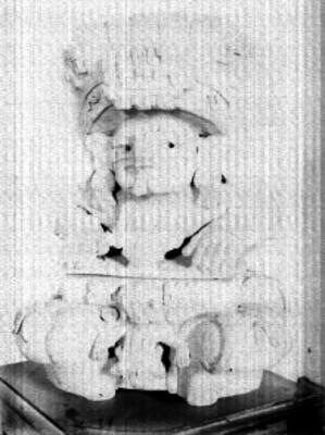 Urna de la deidad conocida como Pitao Cocijo