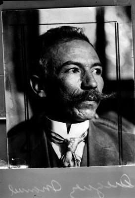 Manuel Diéguez, gobernador de Jalisco, retrato