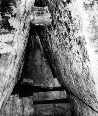 Templo de las inscripciones, entrada
