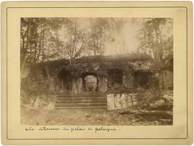 Interior de El Palacio, vista parcial