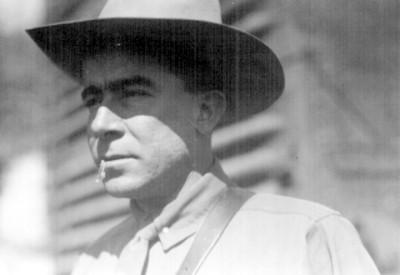 General Francisco R. Serrano, retrato