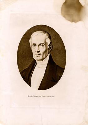 Valentín Gómez Farias