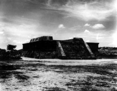 Templo de las Serpientes Emplumadas en Xochicalco