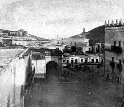 Plazuela de Villarreal, panorámica