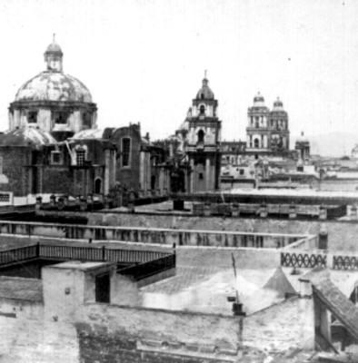 2° iglesia de San Francisco, panorámica
