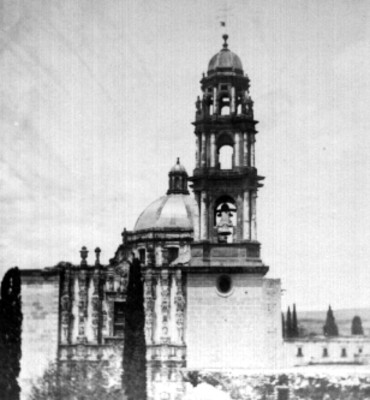 Iglesia de San Francisco, fachada lateral