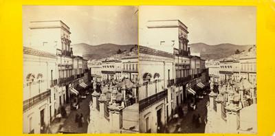 Plaza Mayor, vista parcial