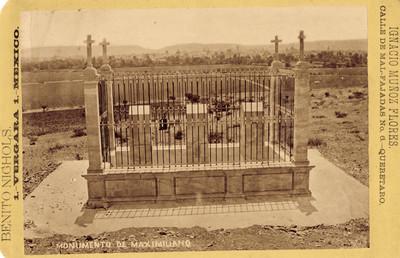 """""""Monumento de Maximiliano"""" en Querétaro"""