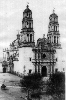 "Catedral de Chihuahua, ""Cathedral of Chihuahua"""
