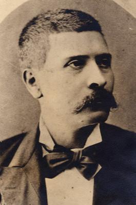 Porfirio Díaz, retrato