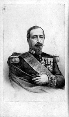 Napoleon III, retrato