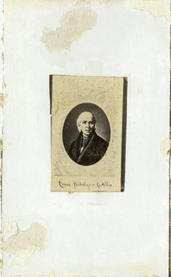 Miguel Hidalgo y Costilla, retrato