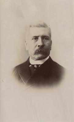 Porfirio Díaz Mori, presidente, retrato