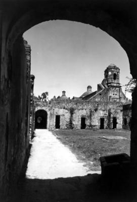 Convento franciscano, detalle interior