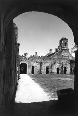 Convento franciscano, vista interior