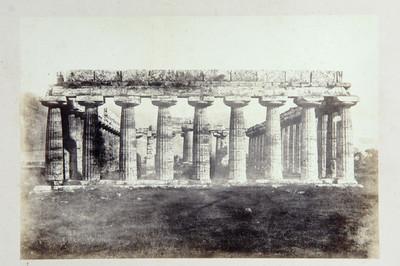 Templo de la diosa Hera