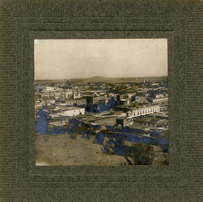 Panorama de la Ciudad de Toluca