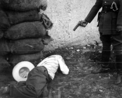 Militar dá tirode gracia a Eugenio Franco