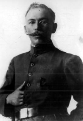 Manuel M. Dieguez, retrato