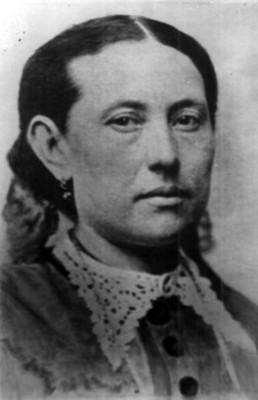 """""""Margarita Maza de Juárez"""", retrato"""