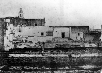 Ruinas de un convento
