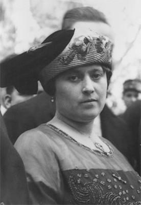 María Tapia de Obregón, retrato
