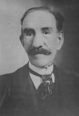 """Joaquín de la """"Cantoya y Rico"""" [sic], retrato"""